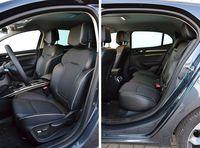 Renault Megane 1.2 Energy TCe Bose - fotele