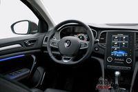 Renault Megane GrandCoupé - wnętrze