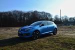 Renault Megane III przykuwa uwagę