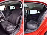 Renault Megane R.S. 280 - fotele