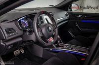 Renault Megane RS - wnętrze