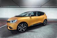 Renault Scenic 1.2 TCe 130 KM - z boku