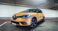 Renault Scenic 1.2 TCe 130 KM - z przodu i boku