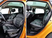 Renault Scenic Energy TCe 130 Bose - fotele