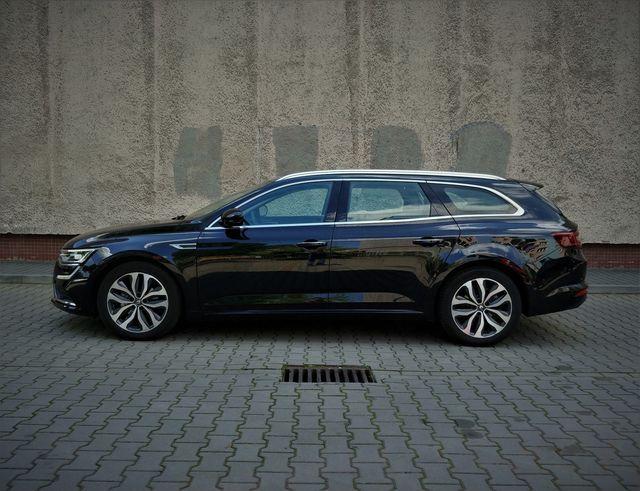 Renault Talisman Grandtour 1,7 dCI 150 KM - a ja tam lubię diesle