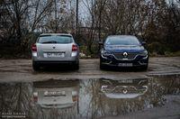 Renault Talisman 1.6 dCi 160 Initiale Paris - przód i tył