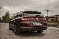 Renault Talisman Grandtour 1.6 dCi 130 KM - z tyłu