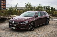 Renault Talisman Grandtour 1.6 dCi 130 KM - z przodu i boku