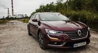 Renault Talisman Grandtour 1.6 dCi 130 KM - z przodu