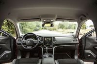 Renault Talisman Grandtour 1.6 dCi 130 KM - wnętrze