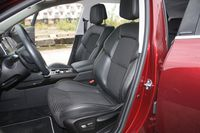 Renault Talisman Grandtour 1.6 dCi 130 KM - fotele