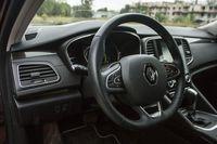 Renault Talisman Grandtour 1.6 dCi 130 KM - kierownica, deska rozdzielcza