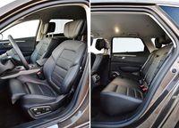 Renault Talisman Grandtour 1.6 dCi EDC Initiale Paris - fotele