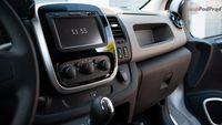 Renault Trafic furgon - deska