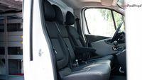 Renault Trafic furgon - fotele