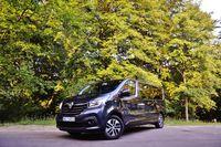 Renault Trafic Spaceclass Grand Energy 1.6 dCi - z przodu