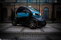 Renault Twizy - bok