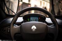 Renault Twizy - kierownica
