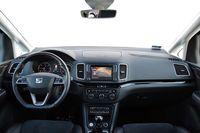 SEAT Alhambra 2.0 TDI 4Drive FR - wnętrze