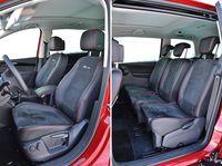 SEAT Alhambra 2.0 TDI 4Drive FR - fotele