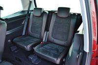 SEAT Alhambra 2.0 TDI 4Drive FR - kanapa