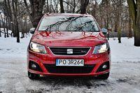 SEAT Alhambra 2.0 TDI 4Drive FR - przód