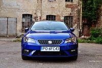 SEAT Leon 1.4 EcoTSI DSG XCELLENCE - przód