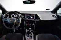 SEAT Leon Cupra R - wnętrze