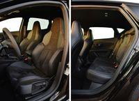 SEAT Leon Cupra R - fotele