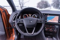 Seat Ateca 1.4 TSI - kierownica