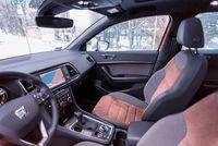 Seat Ateca 1.4 TSI - wnętrze