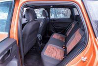 Seat Ateca 1.4 TSI - kanapa