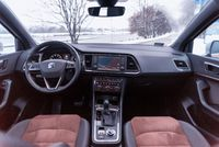 Seat Ateca 1.4 TSI - wnętrze, fot.2