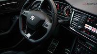 Seat Ateca Fr 2.0 TSI 190 KM 4Drive - deska rozdzielcza