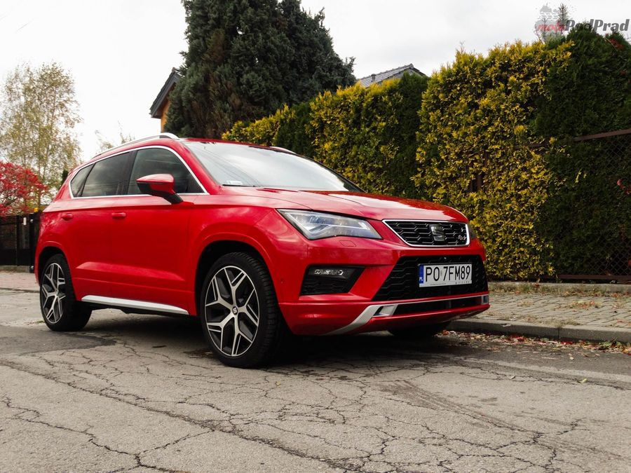 seat ateca fr 2 0 tsi 190 km 4drive czy to ma sens testy aut. Black Bedroom Furniture Sets. Home Design Ideas