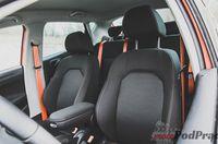 Seat Ibiza FR 1.2 90 KM - fotele