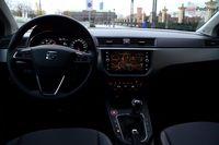 Seat Ibiza Xcellence 1.0 TSI - wnętrze