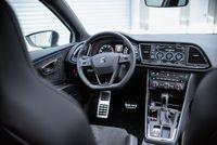 Seat Leon Cupra 300 KM - wnętrze