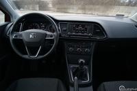 Seat Leon 1.4 TSI 122 KM Style - wnętrze
