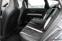 Seat Leon Cupra ST - kanapa