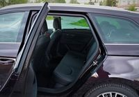 Seat Leon ST - kanapa