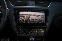 Skoda Octavia RS Challenge - ekran