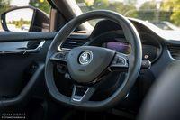 Skoda Octavia RS Challenge - kierownica