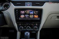 Skoda Octavia 1.0 115 KM Style DSG - ekran