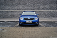 Skoda Octavia 2.0 TDI 150 KM Elegance - przód auta