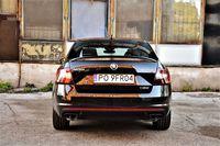 Skoda Octavia RS 245 - tył