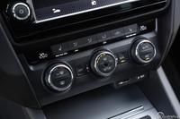 Skoda Octavia combi 2.0 tdi 4x4 - przyciski