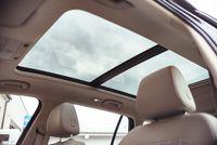 Skoda Superb Combi 2.0 TSI 4x4 280 KM - okno dachowe