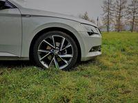 Skoda Superb Sportline 2.0 TDI 4x4 190 KM - koło