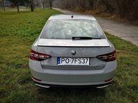 Skoda Superb Sportline 2.0 TDI 4x4 190 KM - tył, fot.2